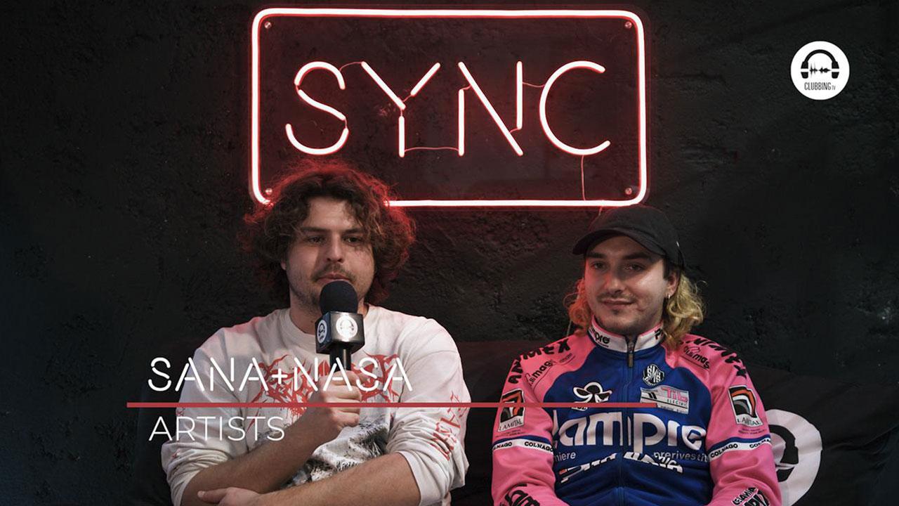 SYNC with Sana+Nasa
