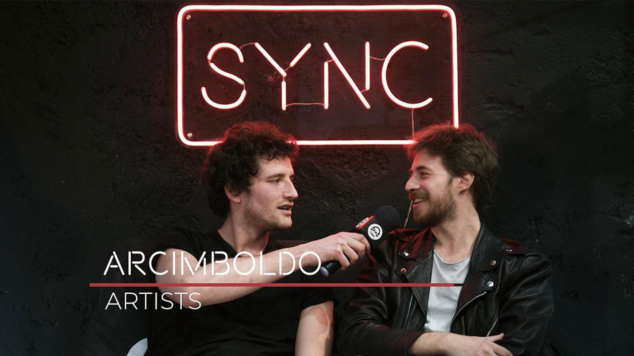 SYNC with Arcimboldo