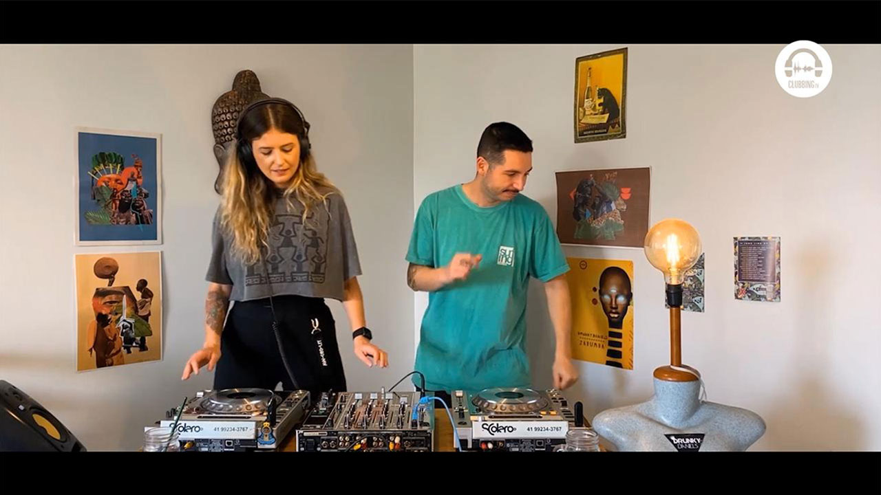 Live DJ Set with Drunky Daniels