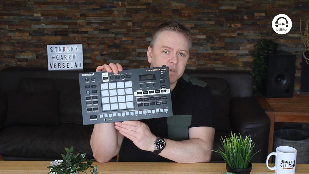 From The Studio -  Roland Verselab MV-1 : A Studio in the Box