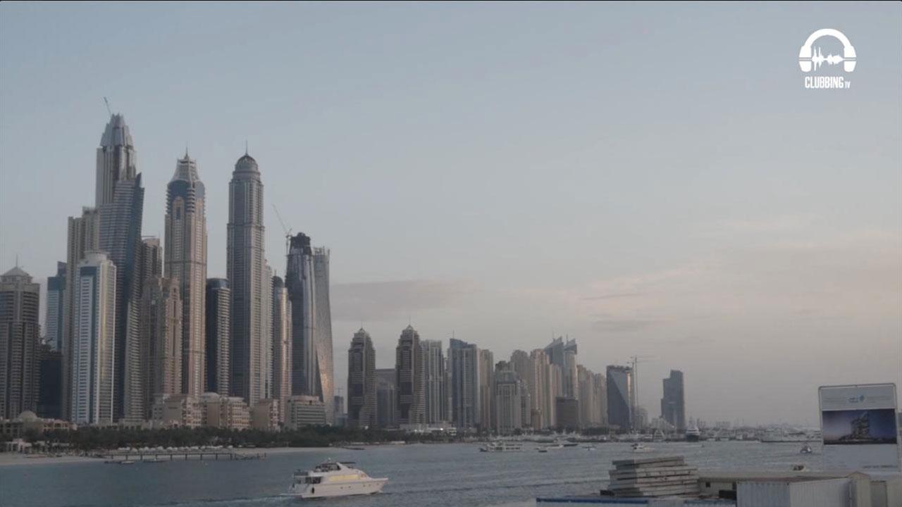 TV coverage of 1st Dubai Music Conference