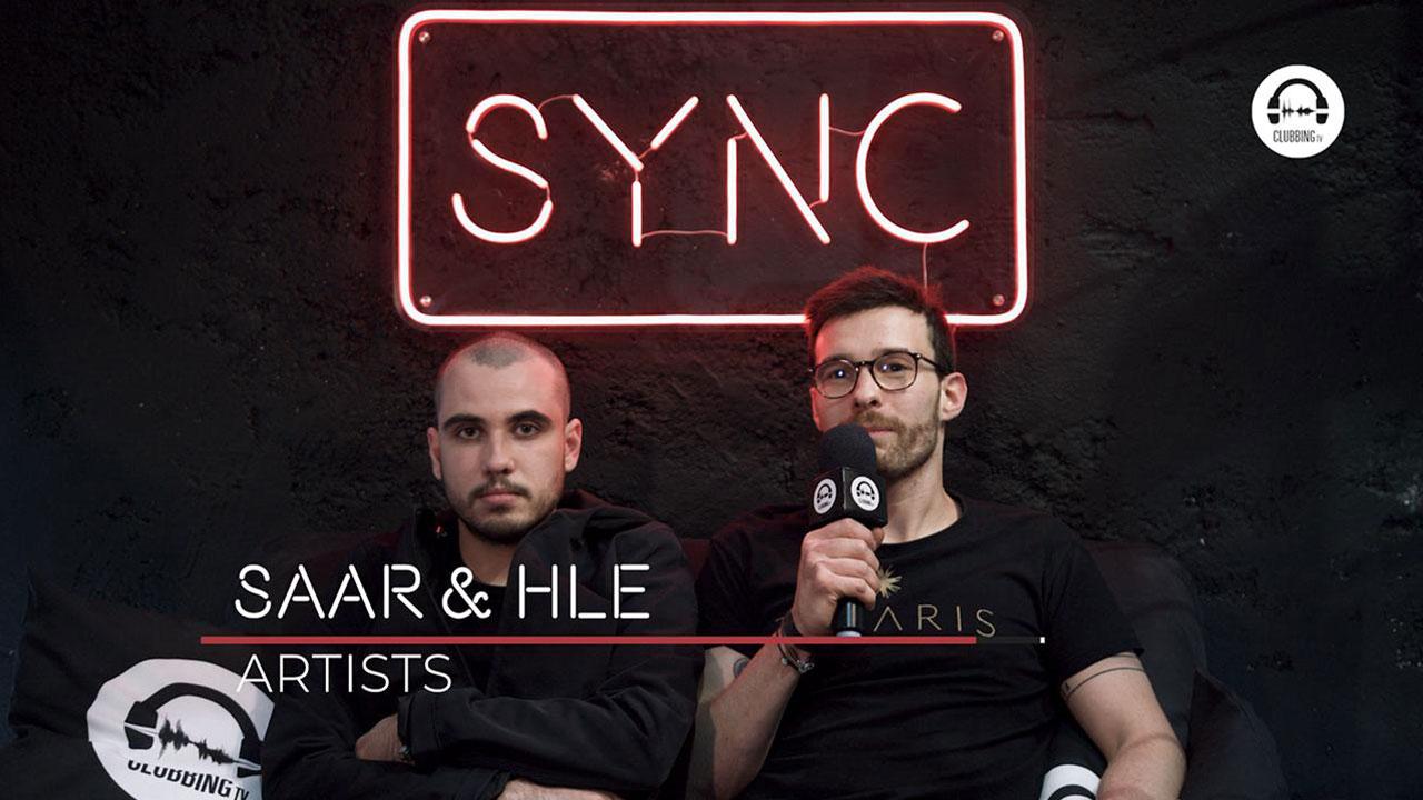 SYNC with Saar & HLE