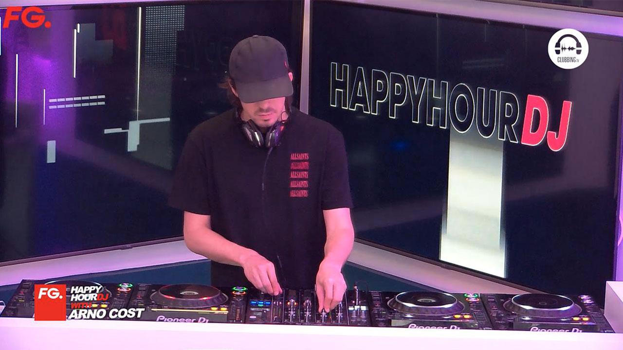 FG | HappyHour DJ with Arno Cast