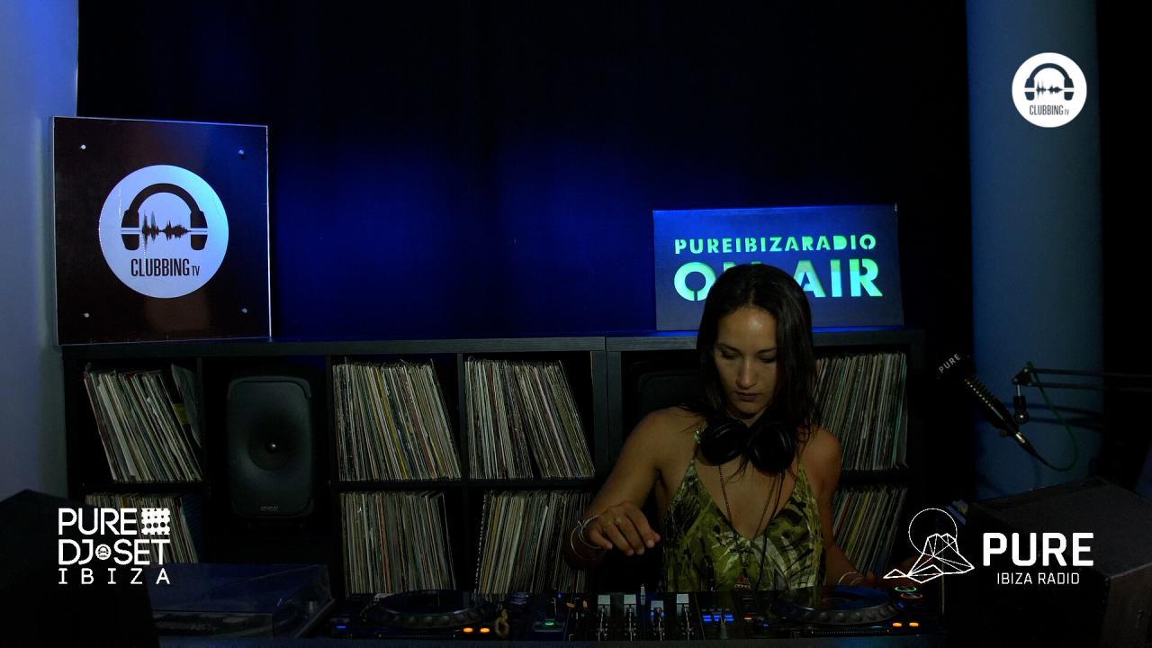 Pure DJ Set Ibiza with Aphrodite