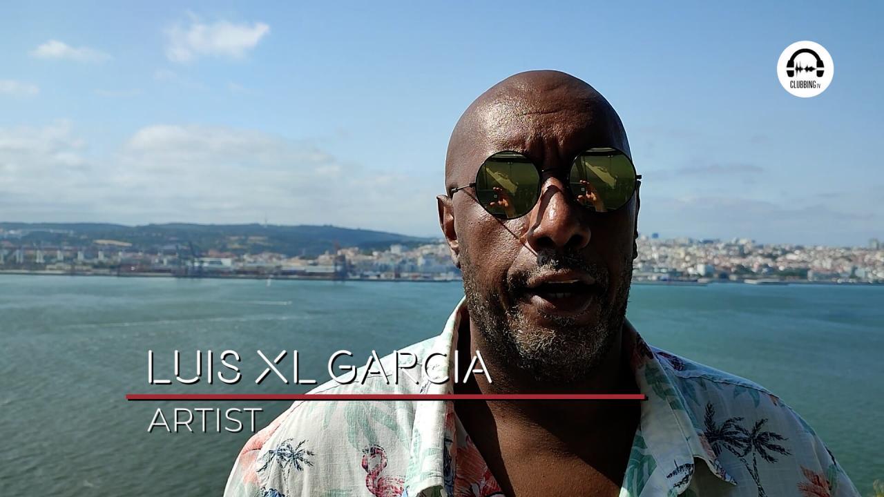 SYNC with Luis XL Garcia