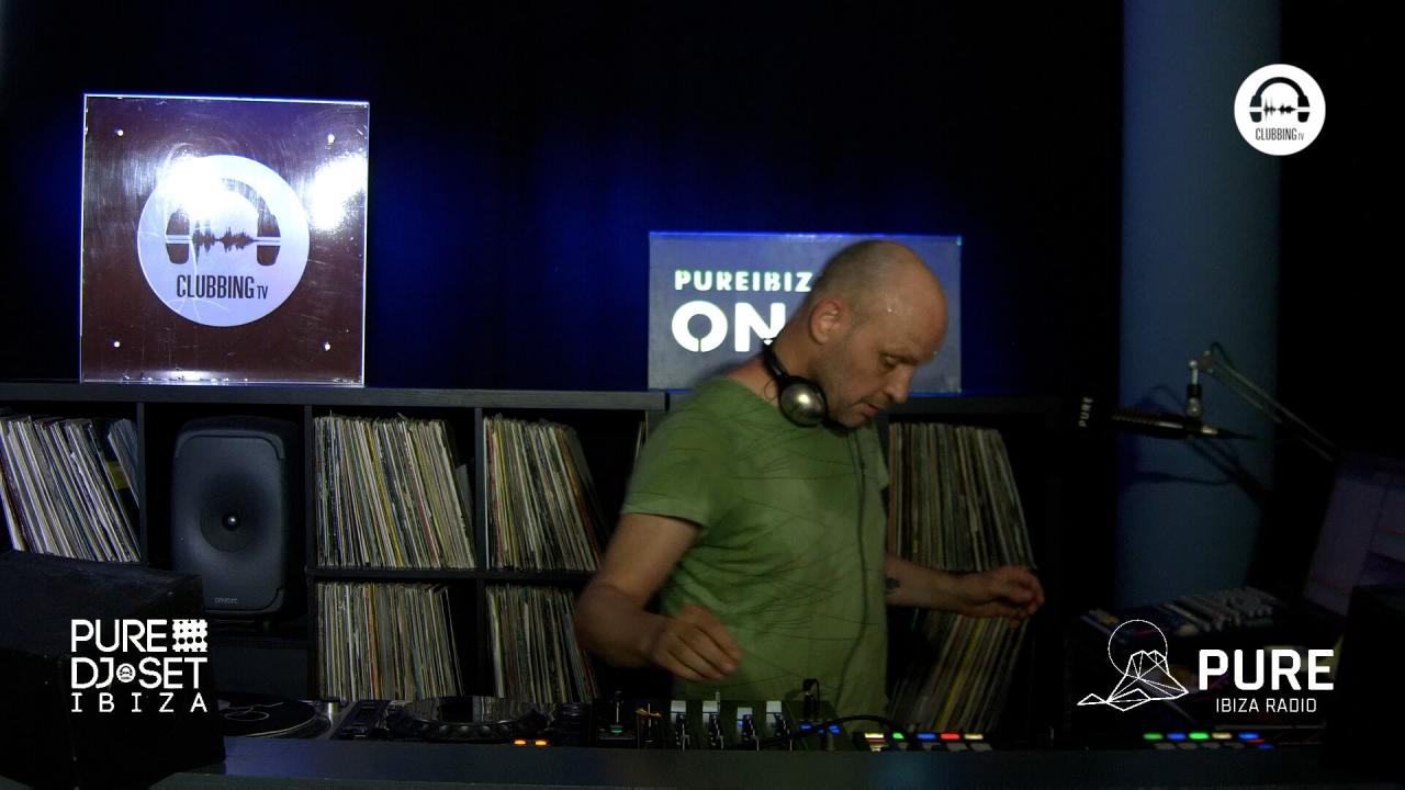 Pure DJ Set Ibiza with MISJA XAMPL