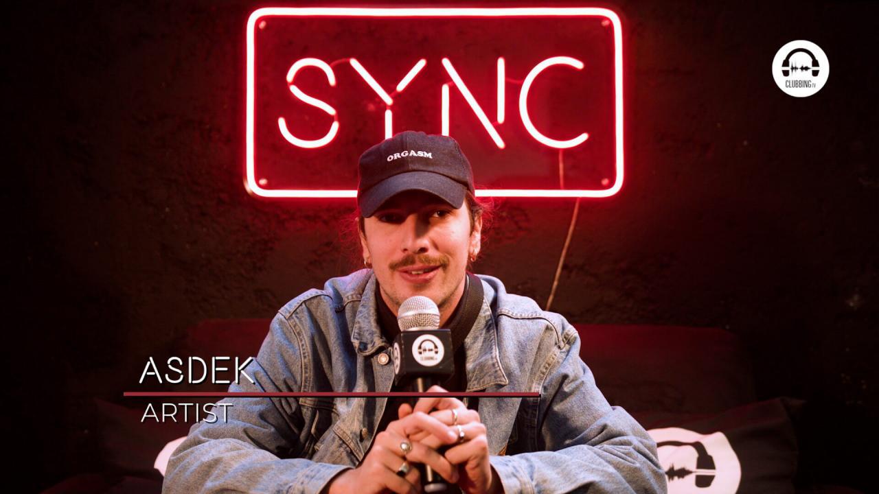 SYNC with Asdek